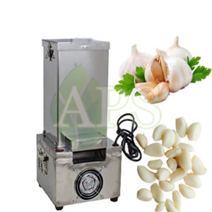 small garlic machine